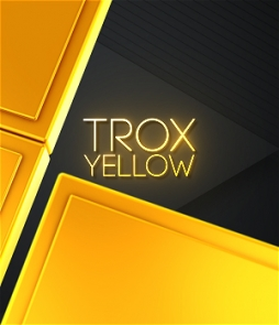 Modern Video Transition on yellow